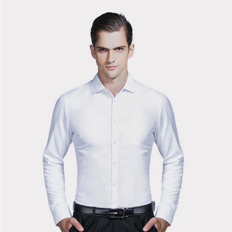 Aliexpress.com : Buy Hot!casual designer white mens shirts Long ...