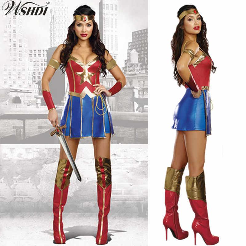Супергерой сексуальный
