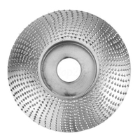 New Grinding Wheel Circles For Wood Cutter Tool Sharpener Grinder Accessories Excellent For Rapid Removal And Shaping
