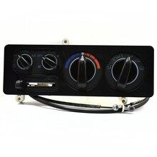 Высокое качество мастер свежий воздух A/C Нагреватель панель управления/климат контроль в сборе для Mitsubishi Pajero V31 V32 V33 MB657317