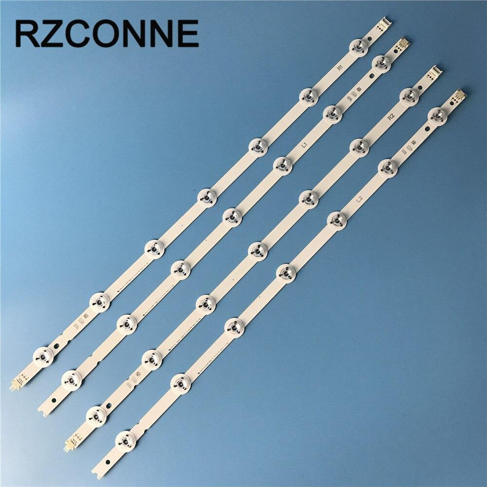 Computer Cables & Connectors 12pcs Led Backlight Strip 6916l-1629a 6916l-1630b 6916l-1743b 6916l-1741a For Lg V14 Slim Drt Rev0.0 55lb7200 Lc550duh-pgf1