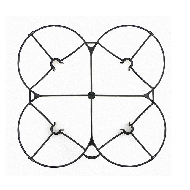 US $3 43 30% OFF|RC Drone Propeller Protector Frame Protective Ring Blade  Ring for DJITello Tello Drone RC Helicopter Quadcopter-in Parts &