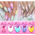 10g Mermaid Effect Nail Art DIY Glitter Powder Dust Magic Glimmer clavo del brillo Nail Glitter Nagel Glitzer prego Glitter OT20