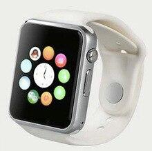 Bluetooth 4,0 smart watch w8 armbanduhr mtk6261d schrittzähler sim-karte smartwatch unterstützung android und iso smartphone