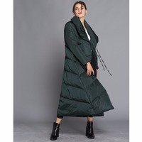 ENGAYI Brand Women 90 White Duck Casual Slim Thick Warm Winter Down Coat Female Parkas Jacket