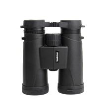 цена на Powerful 10x42 Binoculars HD Waterproof Lll Night Vision Binocular Telescope with Wide Angle Outdoor Camping Hiking Hunting Tool
