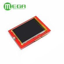 5 個新 2.4 インチtftタッチlcdモジュール液晶画面モジュールuno MEGA2560