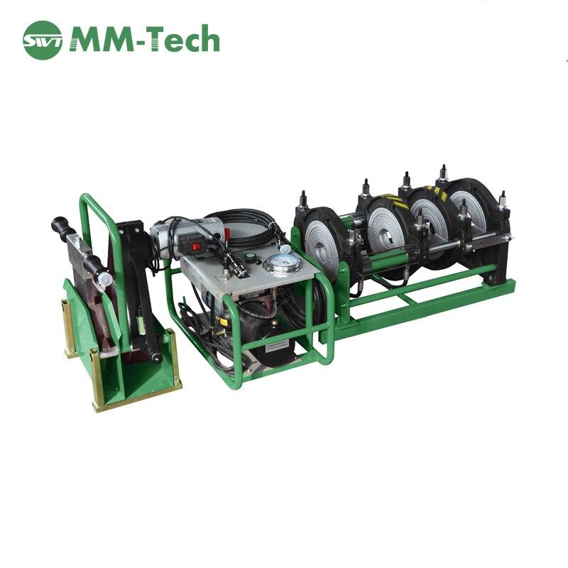 SWT-B250/90H hydraulic butt fusion welding mchine