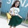 2017 Summer Kids Girl Star Glitter Dance Tutu Skirt Sequin With Layers Tulle Tutu Toddler Girl