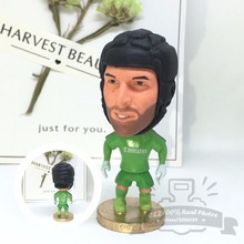 Soccerwe dolls figurine football stars 16-17  Cech 33# Movable joints resin model toy action figure dolls collectible gift