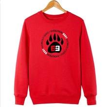 Hot new MARVEL Crew Neck Sweatshirt Fashion Cotton Print Hip Hop Hoodie Sweatshirt Men's Black Jacket Hoodies M-2XL