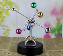 New Design Newtons Cradle Fun Cosmos Perpetual Motion Kinetic Toy Physics font b Science b font