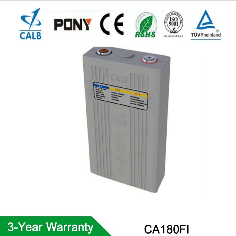 4pcs CALB3.2V180AH LIFEPO4 Battery Pack for Electric Vehicle/ Solar/UPS/Energy Storage etc 1pcs gbs lifepo4 battery 3 2v400ah for electric car solar ups energy storage etc