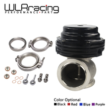 Wlring магазине-высокое качество mvs 38 мм Wastegate с V-BAND и фланцы MV-S Turbo Wastegate с логотипом WLR5831