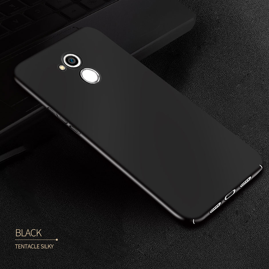 Роскошные Жесткий ПК Пластик Телефон чехол для Huawei Honor 6C 6 c Pro матовый чехол для ...