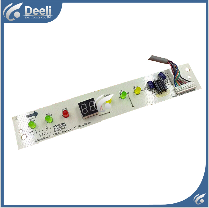 95% new good working for Air conditioning display board remote control receiver board plate KFR-26G/DY-IA KFR-35G/DY-IA good photos 26g 20
