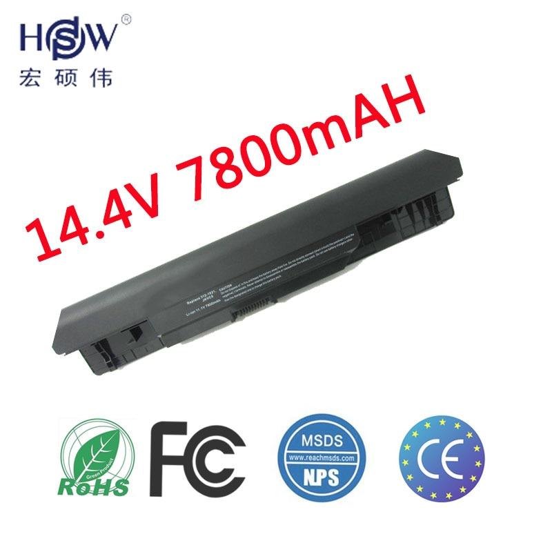 7800mah 9Cell Laptop battery 312-1021,5YRYV,9JJGJ,JKVC5 for DELL Inspiron 14,1464,15,1564,17,1764