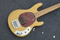 4 String Music Man Bass Guitar MusicMan StingRay 4 Electric Bass Wholesale Guitars High Quality HOT