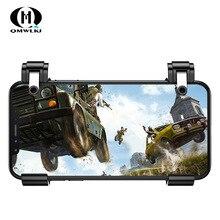 PUBG Mobile Controller di Gioco Gamepad Pubg Mobile Trigger L1R1 Obiettivo Chiave Pulsante di Fuoco Shooter Joystick Game Pad
