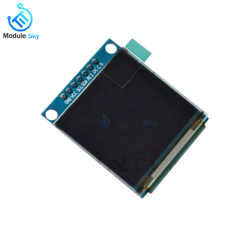 1 5 inch 7PIN Full Color OLED module Display Screen SSD1351