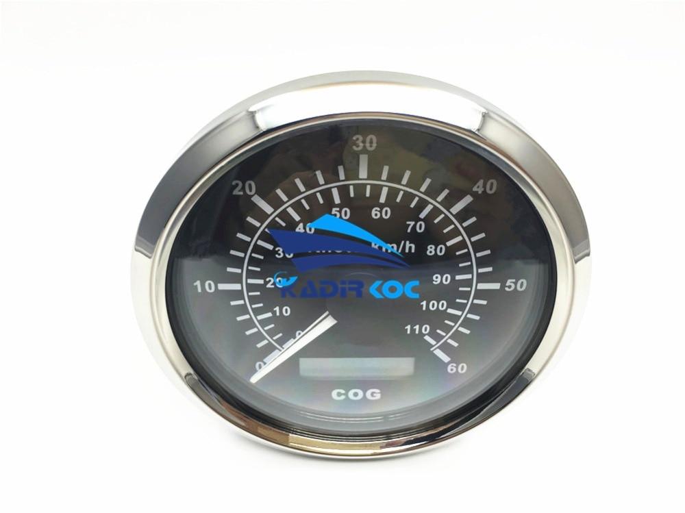 GPS Brand Dollar 0-60knots 3