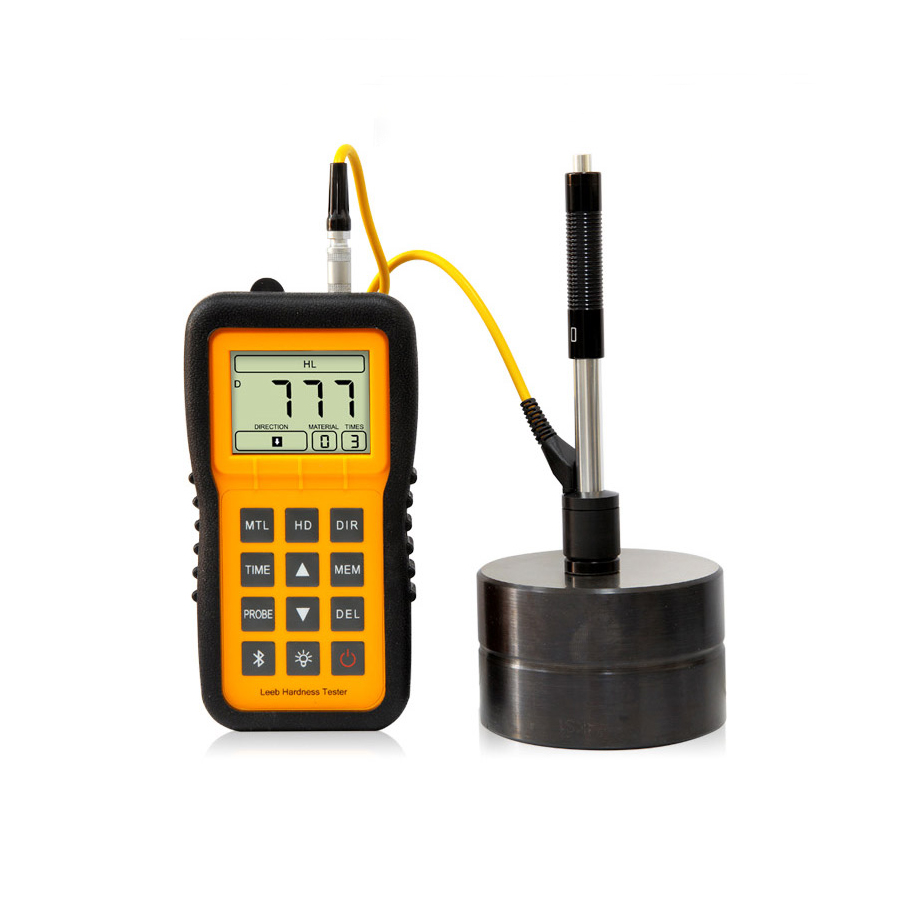 1pc Portable Steel Leeb Hardness Testers Digital Metal Hardness Testing Machine Hardness Meter LM100