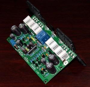 Image 1 - Çift AC18 34V L28 amplifikatör kurulu Mono 350W A1930 C5171 amplifikatör kurulu sonra sınıf ses amplifikatörü kurulu 20 20KHZ