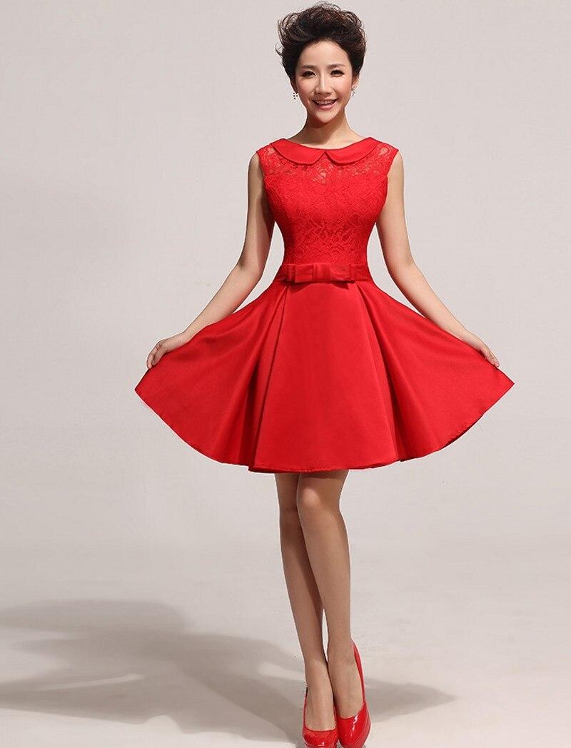 Aliexpress.com : Buy 2015 short design a line formal dresses to ...