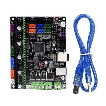 BIGTREETECH SKR V1 3 32Bit Control + TFT35 V3 0 pantalla táctil + 5pc  TMC2208 TMC2209 UART TMC2130