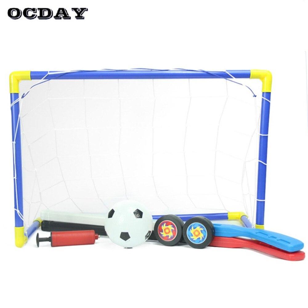 Goede Koop Ocday 2 In 1 Mini Voetbal Hockey Doel Post Netto