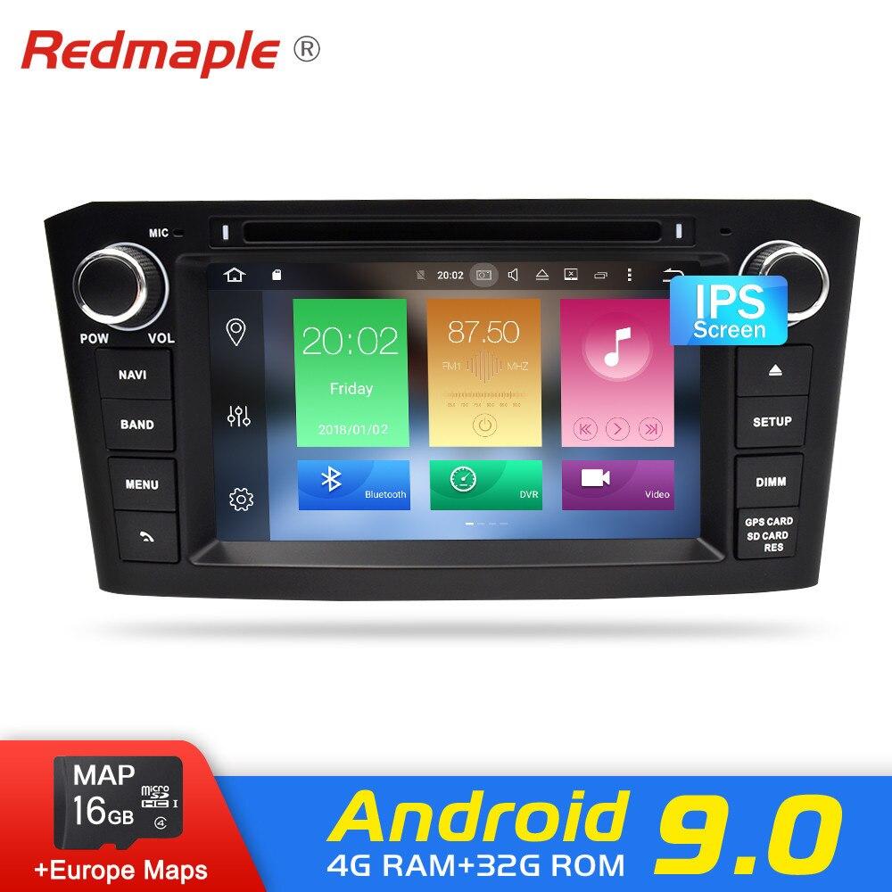Android 9 0 font b Car b font DVD player font b Radio b font Multimedia