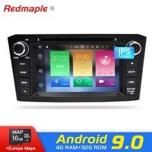 Android 9.0 Car DVD player Radio Multimedia Stereo Per Toyota Avensis T25 2003-2008 Auto Audio Radio WIFI Bluetooth di navigazione
