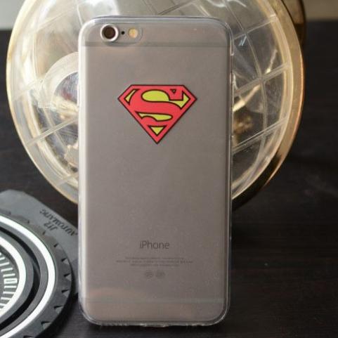 Superman Superwoman Phone Case For iphone 7Plus 7 6 6S 6Plus SE 5