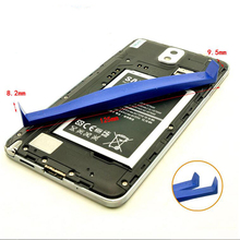 10PC/set Hot sale LCD screen open shell crowbar Double-headed anti-static pry bar for repairing Mobile phone notebook tools