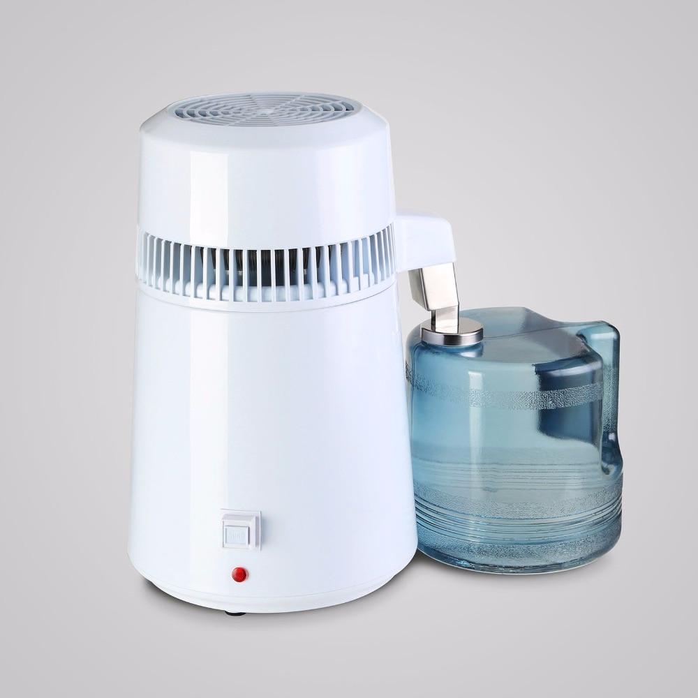 water distiller pure water purifier filter 4l water distiller dental medical filter purifier. Black Bedroom Furniture Sets. Home Design Ideas