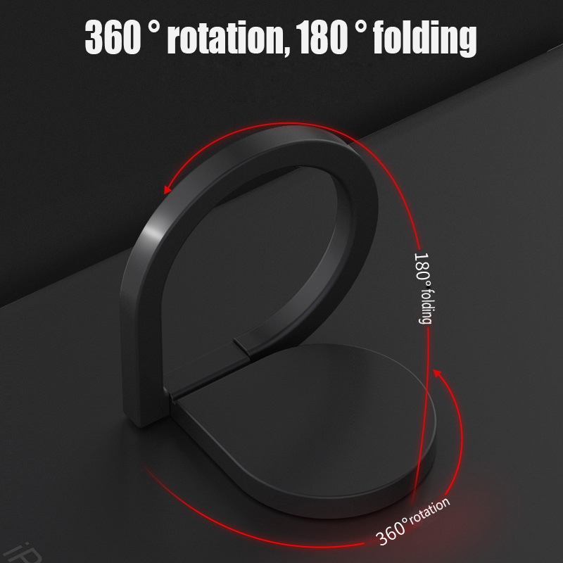 360 Degree Finger Ring holder Mobile Phone Smartphone Stand Holder For iPhone iPad Xiaomi all Smart Phone Creative water drops