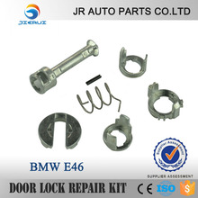 FREE SHIPPING ! door lock for BMW E46 cars.51218244049 DOOR LOCK BARREL REPAIR KIT FOR FRONT LEFT RIGHT SIDE,.