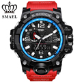 SMAEL Man Red Watches S-SHOCK Series Of Fantastic attraction Sports Mens Watch Luxury style 1545