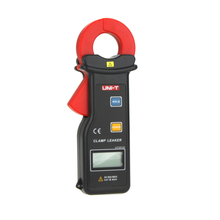 UNI-T UT251A high precision clamp leakage current meter 60A leakage ammeter data storage RS-232 transmission automatic shutdown etcr040 high accuracy ac leakage current clamp meter with leakage current tester