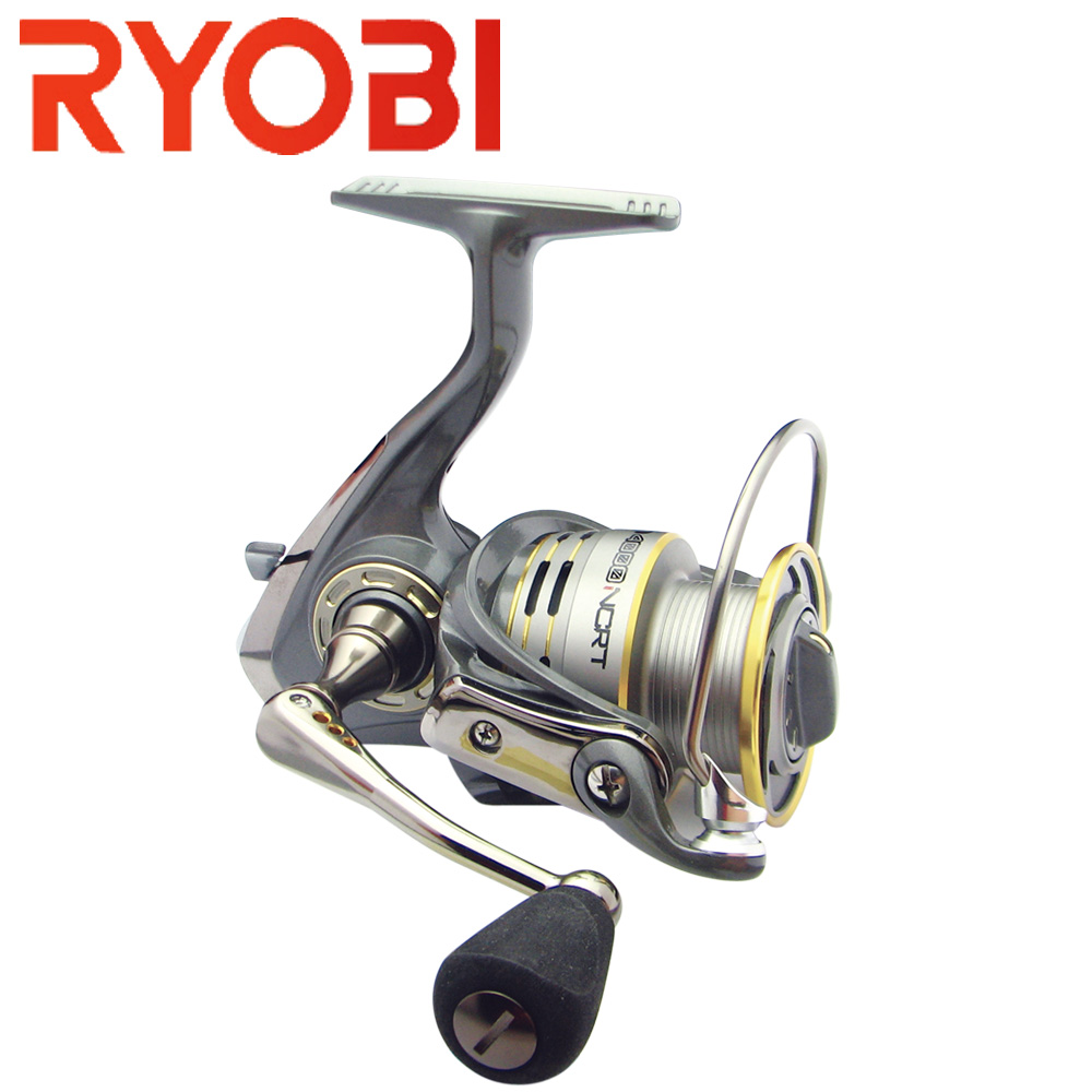 RYOBI SLAM 1000/5000/6000 ORIGINAL FISHING WHEELS FRESHWATER SALTWATER SPINNING REELS