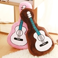 1pcs 45/60/70cm 3D Simulation Guitar Pillow Plush Toy Cute Plush Pillow Home Decoration Birthday Gifts for Kids