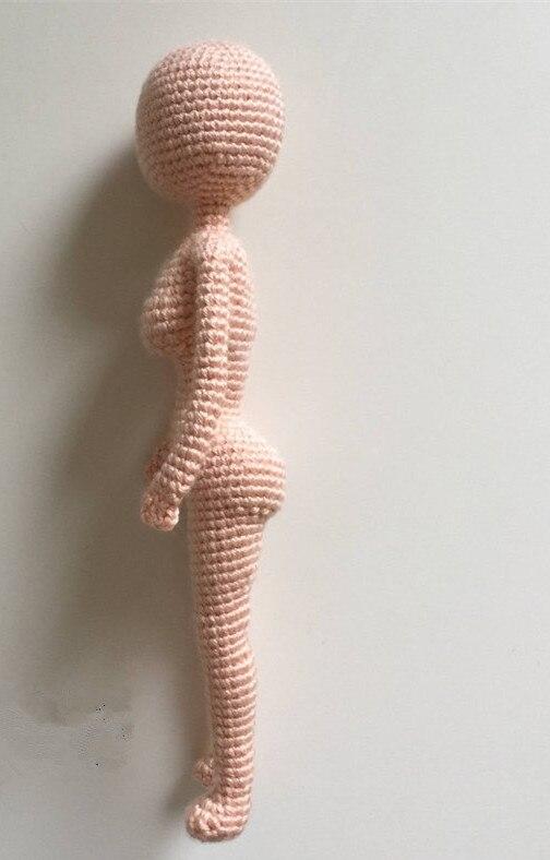 Doll, Girl, Rattles, Number, Handmade, Crochet