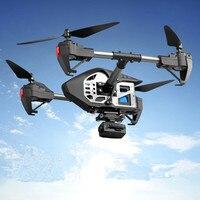 2,4 г RC Дрон Квадрокоптер RC вертолет wifi FPV регулируемый угол камеры высота удержания авто возврат БПЛА приложение управление