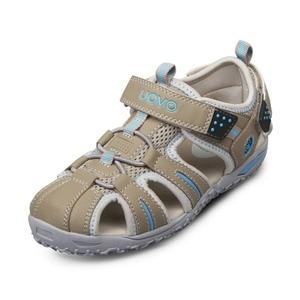 Image 3 - Uovo Thương Hiệu Mùa Hè 2020 Đi Biển Cho Trẻ Em Bít Mũi Giày Sandal Tập Đi Trẻ Em Giày Thiết Kế Thời Trang Cho Bé Trai Và Bé Gái 24 # 38 #