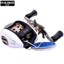 Haibo STEED Baitcasting Reel 8+1 BB Fishing Reel Left/right hand All metal Centrifugal Bait casting Fishing Wheel