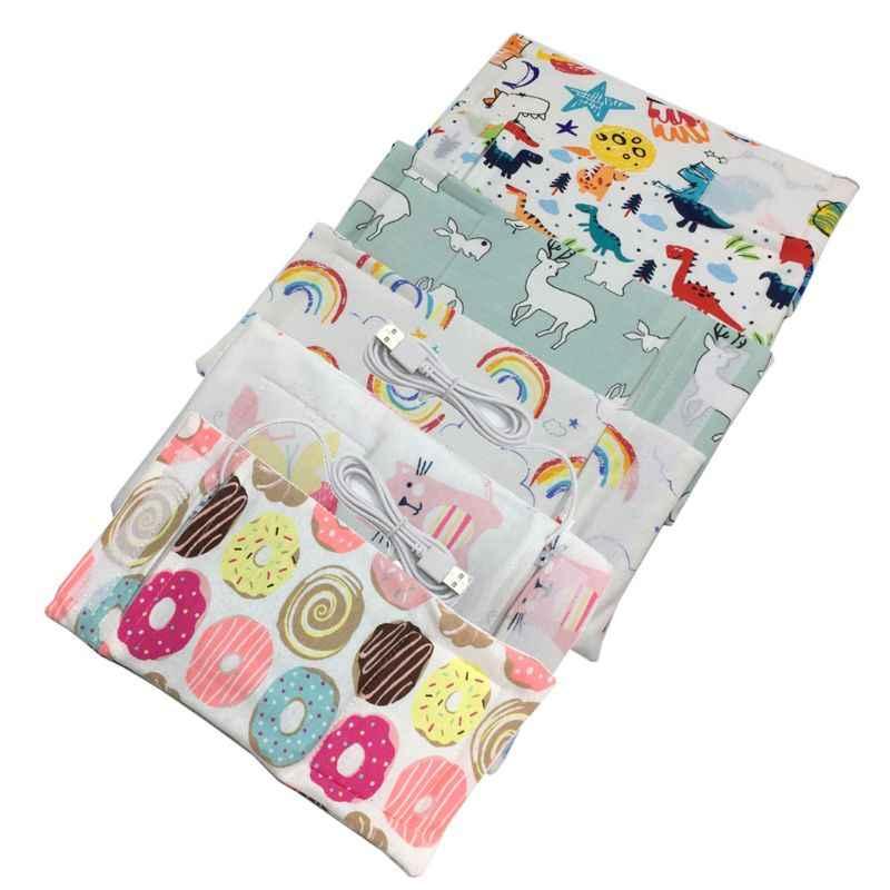 Прогулочная коляска USB водонагреватель молока изолированный мешок детская бутылочка для кормления нагреватель 6 цветов