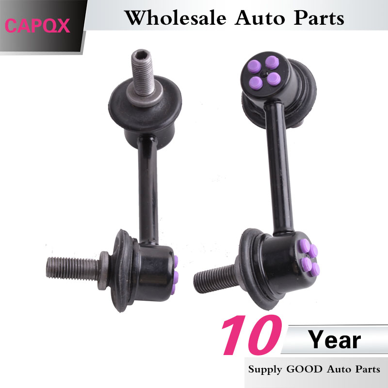 CAPQX 2PCS/Lot For 2007-2015 CRV Brand New Left Side Rear Auto Stabilizer Link Suit / High Quality Suspension Sway Bar