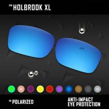 OOWLIT Lenses Replacements For Oakley Holbrook XL OO9417 Sunglasses Polarized - Multi Colors
