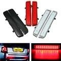 2 Pcs 24 LEVOU Choques Refletor Traseiro Freio Cauda Condução Reversa Turno luz Para Land Rover L322 2003-2012/Freelander 2/LR2 08-13