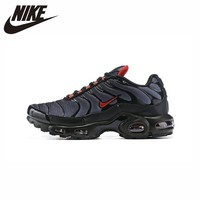 Nike Air Max Plus Tn Original New Arrival Men Running Shoes Breathable Outdoor Sports Lightweight Sneakers #CI2299 001